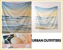 Urban Outfitters(アーバンアウトフィッターズ) タペストリー 日本未入荷☆Urban Outfitters風景*ビーチタペストリー☆送関込