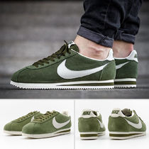 [海外限定新作] Nike Classic Cortez Leather SE Legion Green