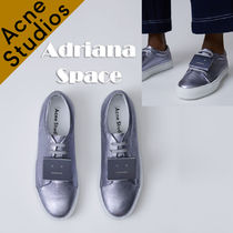 Acne*Adriana Space フェイスレースアップシューズ