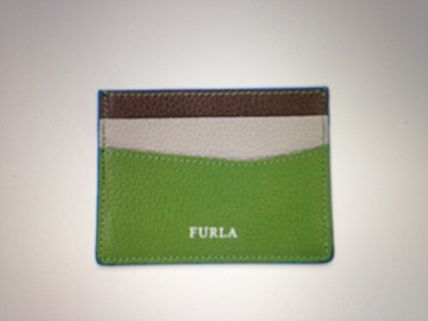 FURLA カードケース・名刺入れ  FURLA MAN ATLANTE CREDIT CARD CASE TONI OLIVA