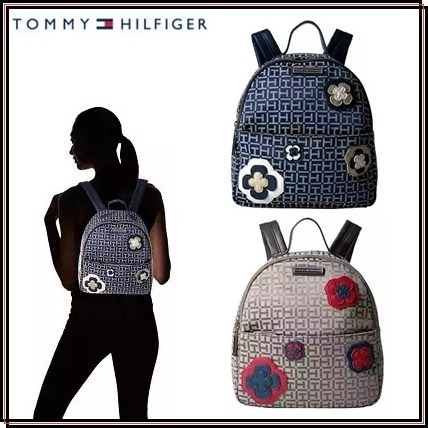 【SALE】*Tommy Hilfiger*フローラルバックパック★関税・送料込