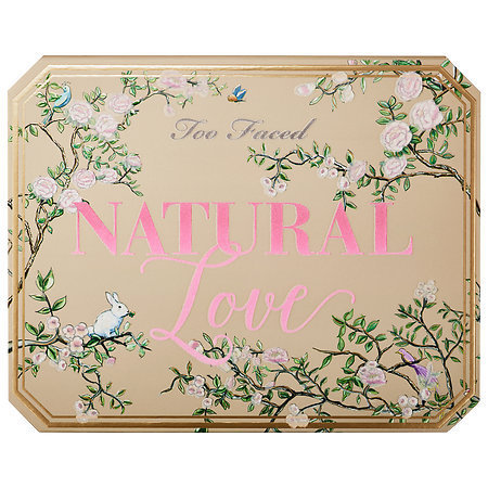 Too Faced☆Natural Love Ultimate Neutral Eye Shadow Palette