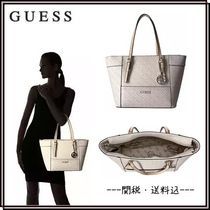 【SALE】*Guess*Delaney クラシックトート★関税・送料込★