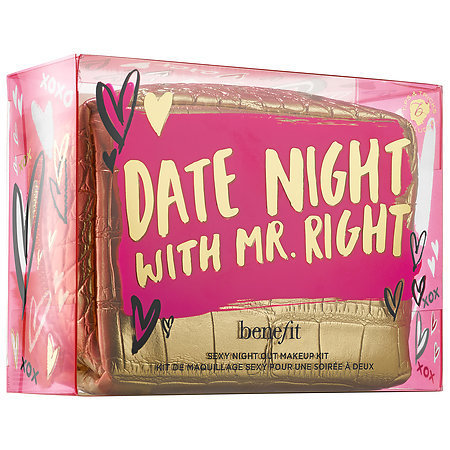 Benefit☆Date Night With Mr. Right Sexy Night Out Makeup Kit
