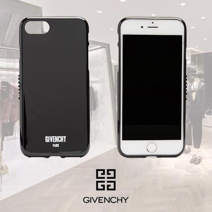 GIVENCHY/ロゴプリントiPhone7ケース