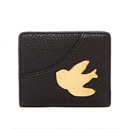 Marc by Marc Jacobs 折りたたみ財布 【Marc by Marc Jacobs】M0009612 バードモチーフ ミニ財布