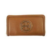【即発◆3-5日着】TORY BURCH◆AMANDA ZIP WALLET◆長財布