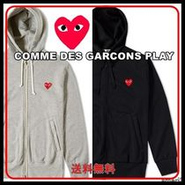 COMME DES GARCONS PLAY  メンズ パーカー