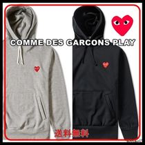 COMME DES GARCONS PLAY  メンズ スウェットパーカー