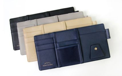 ライフスタイルその他 【GMZ】 POINT POKET SUN VISUR POUCH 4type(5)