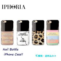 IPHORIA★Nail Bottle シリーズiPhone7&iPhone6/6S ケース!