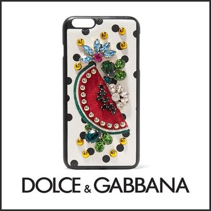 Dolce & Gabbana watermelon glitter * iPhone7Plus case