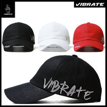 VIBRATE正品★バイブレート★VIBRATE- BY THE SIDE BALL CAP 3色