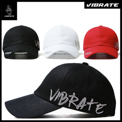 Positive VIBRATE and VIBRATE BY THE SIDE BALL CAP