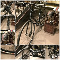 【GUCCI】レア♪ビアンキコラボ自転車☆Bianchi by Gucci★黒★