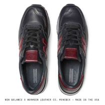 NEW BALANCE  HORWEEN LEATHER  M990BCK USA製 ホーウィンレザー