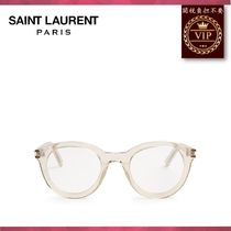 Saint Laurent(サンローラン) メガネ ★2017新作★Round acetate glasses