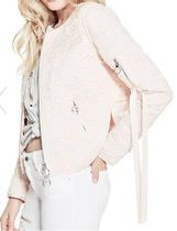 Guess PINK ボッテガ Embroidered ジャケット