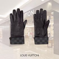 Louis Vuitton(ルイヴィトン) 手袋 LOUIS VUITTON/ゴン・ダミエ M58327