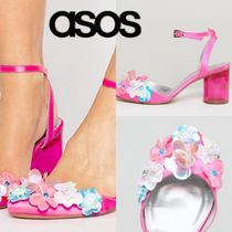 ASOS(エイソス) パンプス 【国内発送 送料込】asos☆SHOW PIECE Embellished Heels