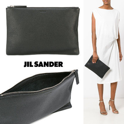 Jil Sander Envelope Clutch bag
