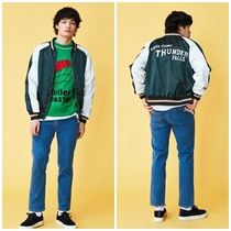 LUV IS TRUE(ラブ・イズ・トゥルー) ブルゾン 日本未入荷 LUV IS TRUEの(UNISEX)KL THUNDER SUKAJAN