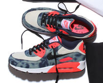 Atmos x Nike Air Max 90 QS Washed Denim  EMS対応 限定 人気