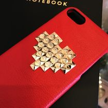 限定★ enchanted.LA HEART STUDDED COVER GOLD ゴールドハート