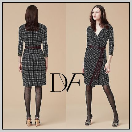 【国内配送】New Julian Wrap Dress