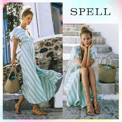 Cute SPELL summer long dress