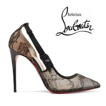 ∞∞ Christian Louboutin ∞∞ Hot Jeanbi 100パンプス☆BK