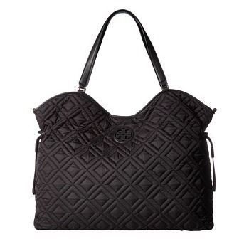 Tory Burch マザーズバッグ [Tory Burch]MARION QUILTED SLOUCHY BABY BAG[マザーズバッグ](2)