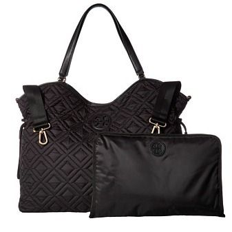 Tory Burch マザーズバッグ [Tory Burch]MARION QUILTED SLOUCHY BABY BAG[マザーズバッグ](7)