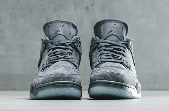 ★【NIKE】US10 28cm ナイキ KAWS x Air Jordan 4 Retro