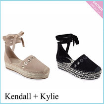 【Kendall + Kylie】新作!スエード エスパドリーユ☆2色