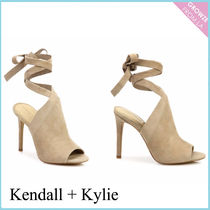 【Kendall + Kylie】新作!スエード ラップ ミュールヒール☆