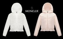 【MONCLER】大人もOK♪フェミニンなナイロンパーカーCAMELIEN