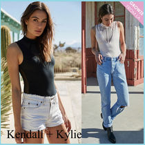 【Kendall + Kylie】新作!セクシー メッシュ ボディスーツ☆2色