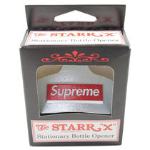 "10A/W Supreme STARR ""X""  Stationary Bottle Opner"