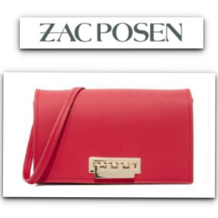 【NY 大人気 ♪】 Zac Posen Earthette ショルダーbag