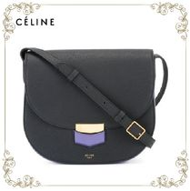 【17SS】大人気!!★CELINE★contrast shoulder bag