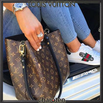 Louis Vuitton(ルイヴィトン) マザーズバッグ 【関税補償・追跡付】最新作〓めっちゃ可愛いネオ・ノエ
