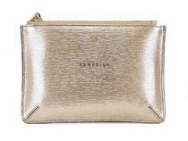 ANYA HINDMARCH マルチポーチ a5050925753562 Pale Gold