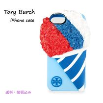 Tory Burch トリーバーチ★Silicone Snow Cone iPhoneケース!