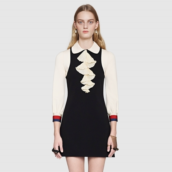 ☆17CRUISE☆ GUCCI Viscose jersey dress