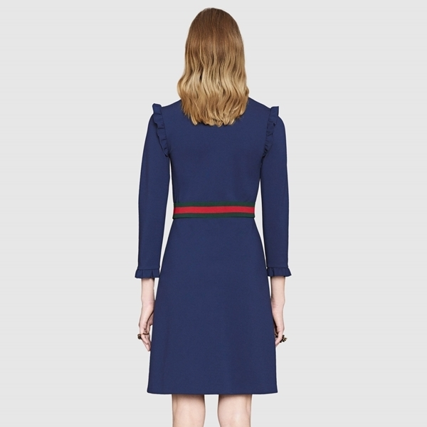☆ GUCCI Viscose jersey dress