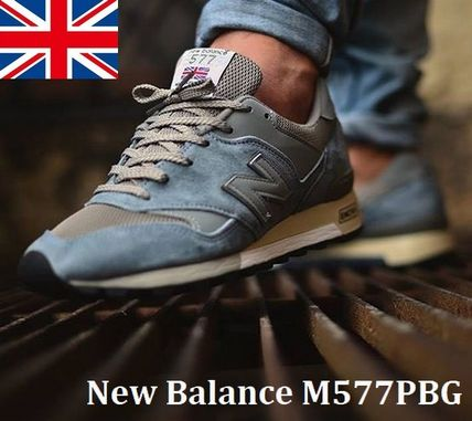 -New Balance M577PBG / United Kingdom