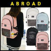 ABROAD(エイビーロード) バックパック・リュック 無料配送ABROAD★Crazy Backpack 4色大人気商品