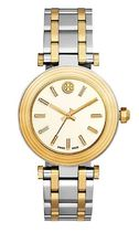 円高還元★Tory Burch CLASSIC T WATCH, TWO-TONE