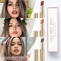 LILY MAY MAC COLLECTION(リリーメイマック) リップグロス・口紅 大注目!Lily may mac collection リップスティック